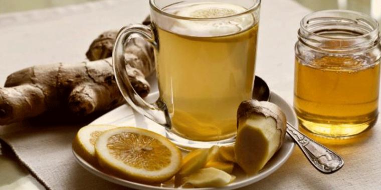 Ginger ale ou Xarope de Gengibre