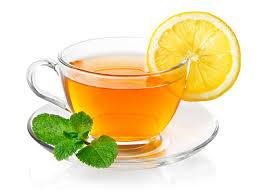 Receita chá de casca de laranja